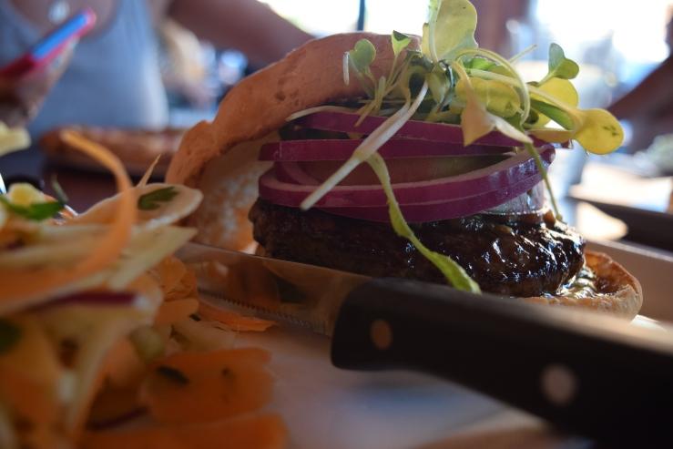 Burger Side