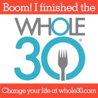 My Whole30 Journey